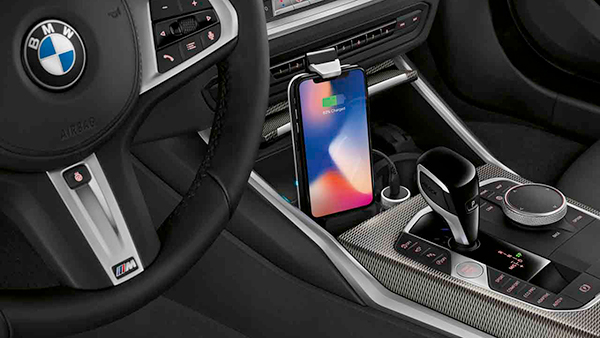 BMW Trådlös laddningsstation Universal